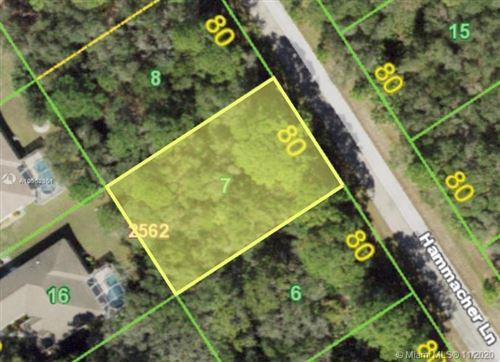 Photo of 1343 Hammacher Ln, Port Charlotte, FL 33953 (MLS # A10962961)