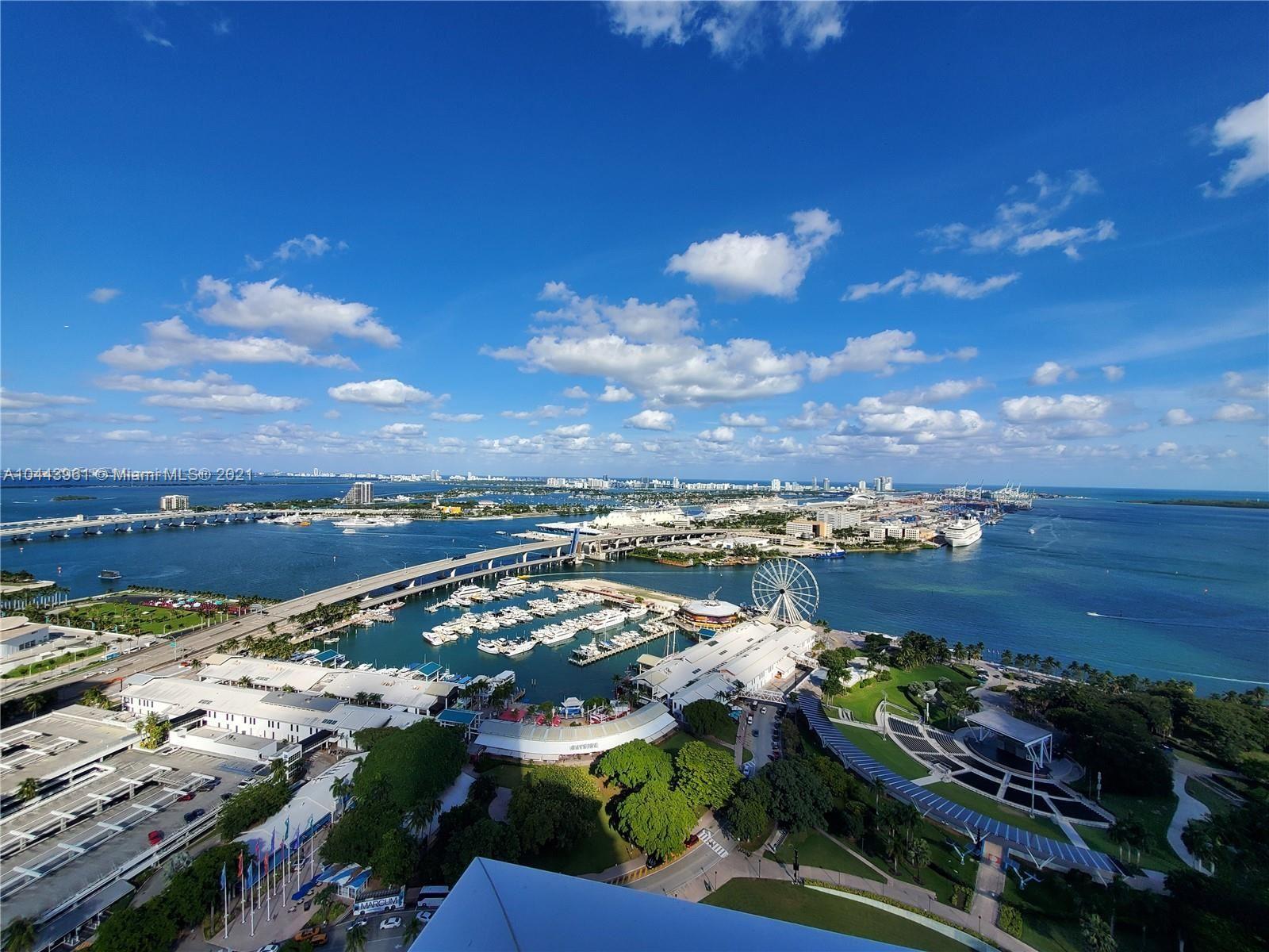 244 Biscayne Blvd #3702, Miami, FL 33132 - #: A10443961
