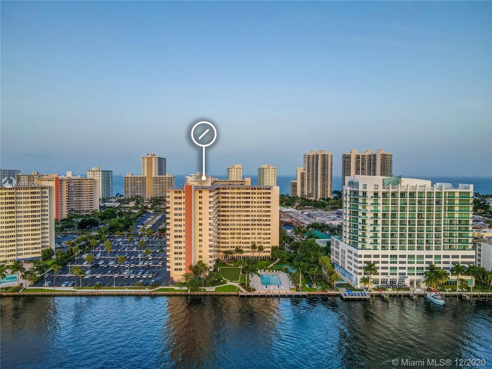 3233 NE 34th St #1604, Fort Lauderdale, FL 33308 - #: A10922961