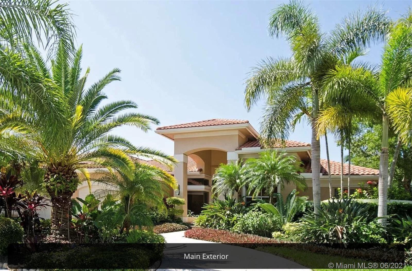 10100 NW 7th St, Plantation, FL 33324 - #: A11043961