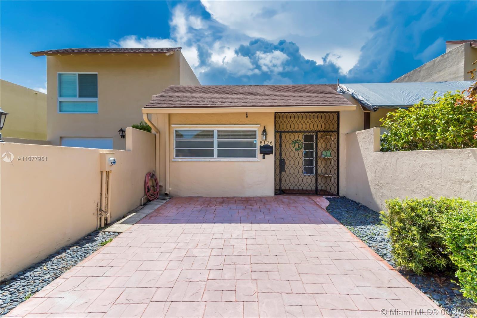 8126 SW 103 Ave #8126, Miami, FL 33173 - #: A11077961
