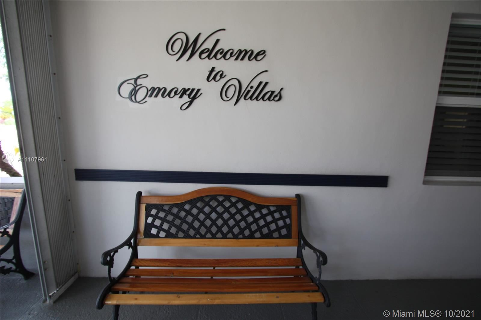 2572 E Emory Dr E #F, West Palm Beach, FL 33415 - #: A11107961