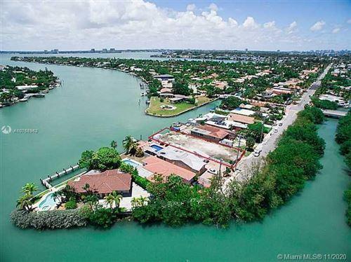 Photo of Listing MLS a10768962 in 7580 Bayside Ln Miami Beach FL 33141