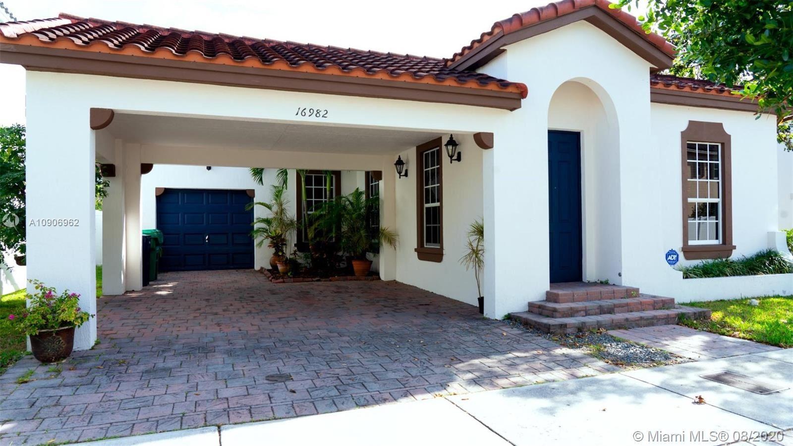 16982 SW 92nd St, Miami, FL 33196 - #: A10906962
