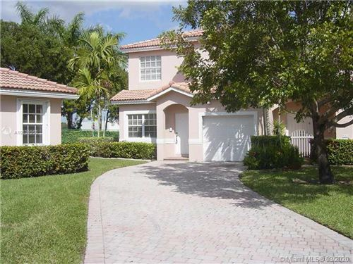 Photo of Listing MLS a10839963 in 591 NW 129th Way #0 Pembroke Pines FL 33028