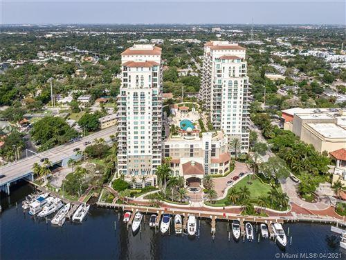Photo of 610 W Las Olas Blvd #1916N, Fort Lauderdale, FL 33312 (MLS # A11028963)