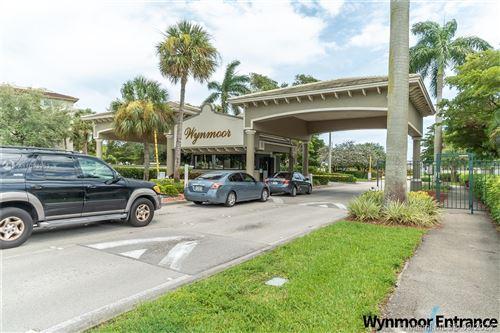Photo of 3405 Bimini Ln #J4, Coconut Creek, FL 33066 (MLS # A11093963)