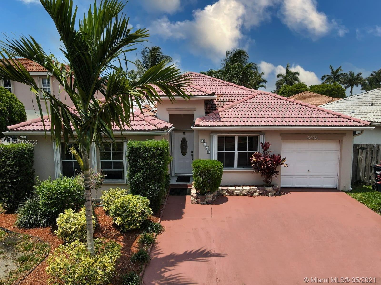 8136 SW 163rd Ct, Miami, FL 33193 - #: A11036963