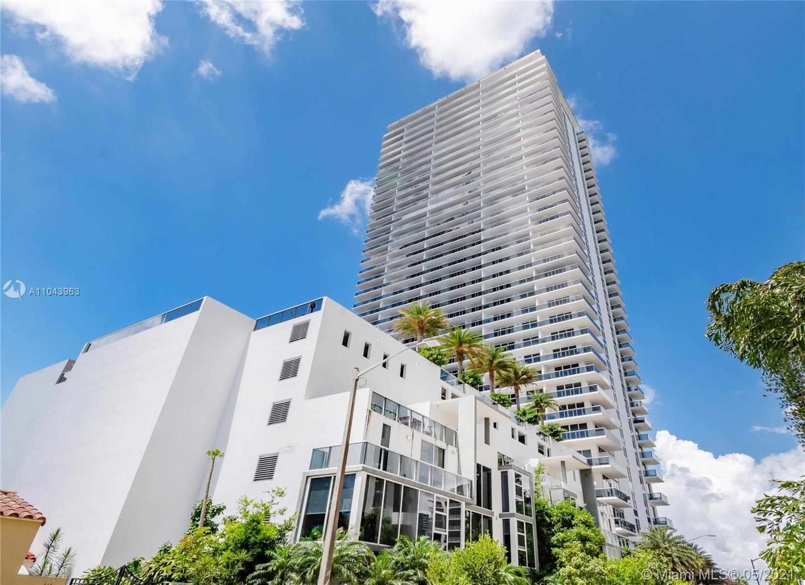 600 NE 27th St #1101, Miami, FL 33137 - #: A11043963