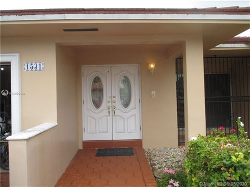 Photo of Listing MLS a10855964 in 1531 SW 126th Pl Miami FL 33184