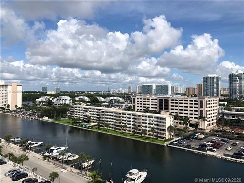 Photo of 100 Bayview Dr #1204, Sunny Isles Beach, FL 33160 (MLS # A10928964)
