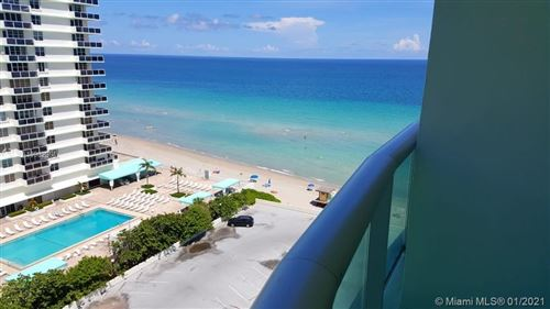 Photo of 3801 S Ocean Dr #11C, Hollywood, FL 33019 (MLS # A10982964)