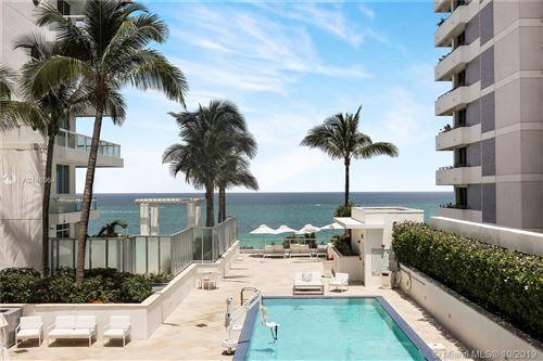 Photo of 4391 COLLINS AV #623, Miami Beach, FL 33140 (MLS # A2148964)