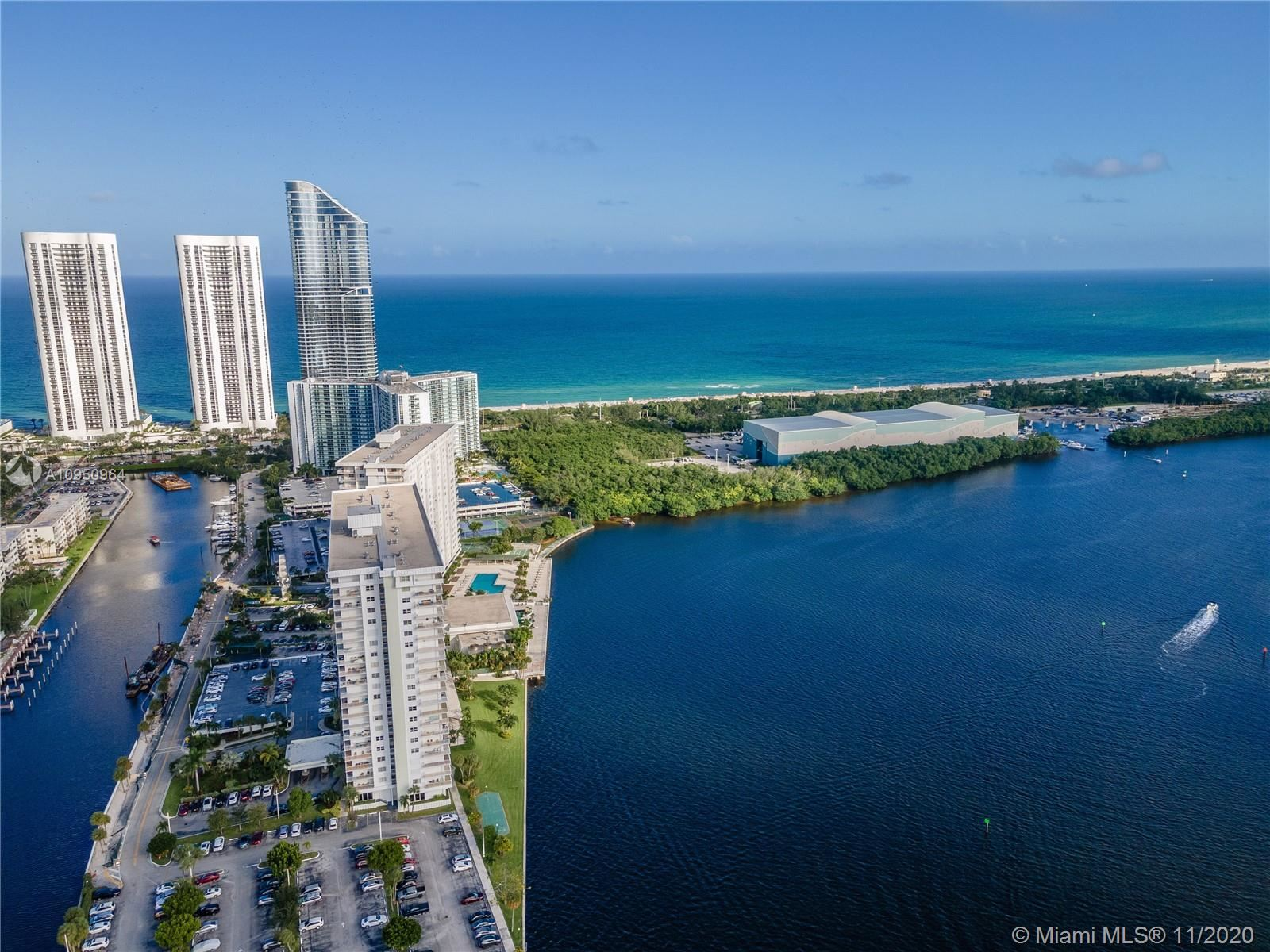 500 Bayview Drive #1724, Sunny Isles, FL 33160 - #: A10950964