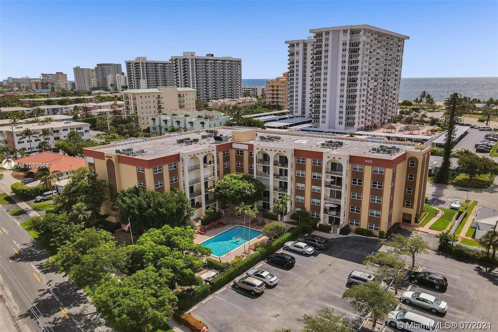 400 N Riverside Dr #214, Pompano Beach, FL 33062 - #: A11070964