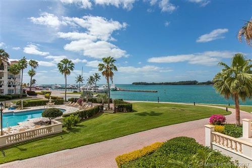 Photo of Listing MLS a10303965 in 2222 FISHER ISLAND DR #3202 Fisher Island FL 33109