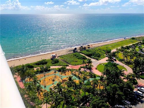 Photo of Listing MLS a10807965 in 6515 Collins Ave #1608 Miami Beach FL 33141