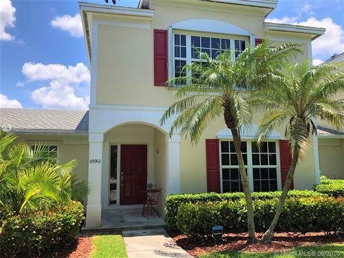 Photo of 10911 Jewel Box Lane, Tamarac, FL 33321 (MLS # A10878965)