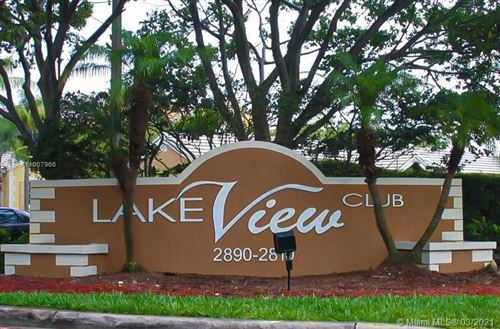 Photo of 2861 N Oakland Forest Dr #307, Oakland Park, FL 33309 (MLS # A11007966)