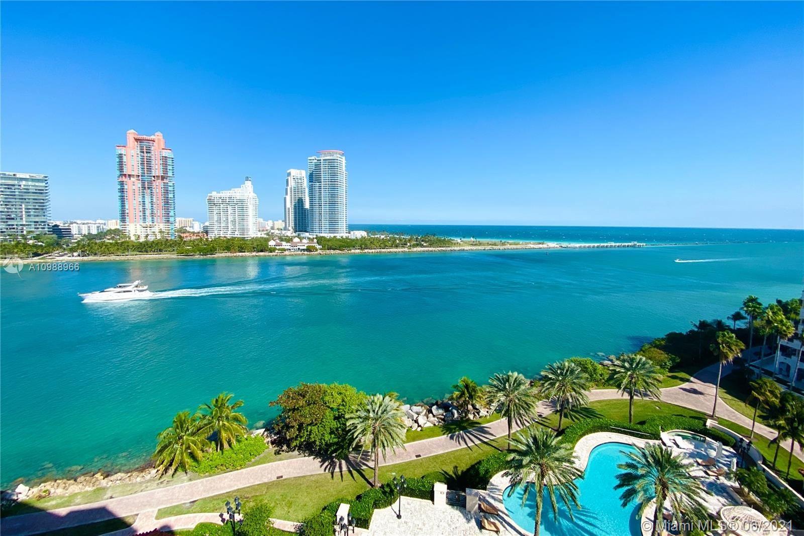 Photo of 7192 Fisher Island Dr #7192, Miami Beach, FL 33109 (MLS # A10988966)