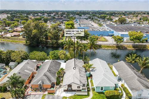 Photo of 14969 SW 74th Ter, Miami, FL 33193 (MLS # A11023967)