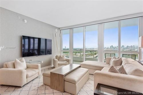 Photo of 520 West Ave #2202, Miami Beach, FL 33139 (MLS # A11099967)