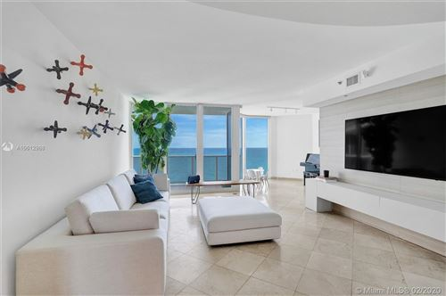 Photo of 19333 Collins Ave #2605, Sunny Isles Beach, FL 33160 (MLS # A10612968)