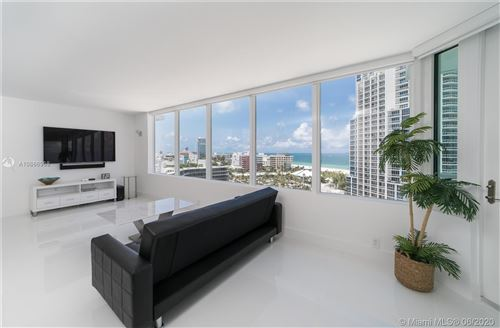 Foto de inmueble con direccion 400 S Pointe Dr #1406 Miami Beach FL 33139 con MLS A10866968