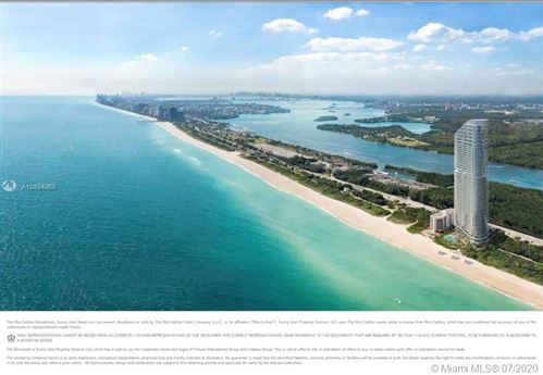 Photo of 15701 Collins #2302, Sunny Isles Beach, FL 33160 (MLS # A10894968)
