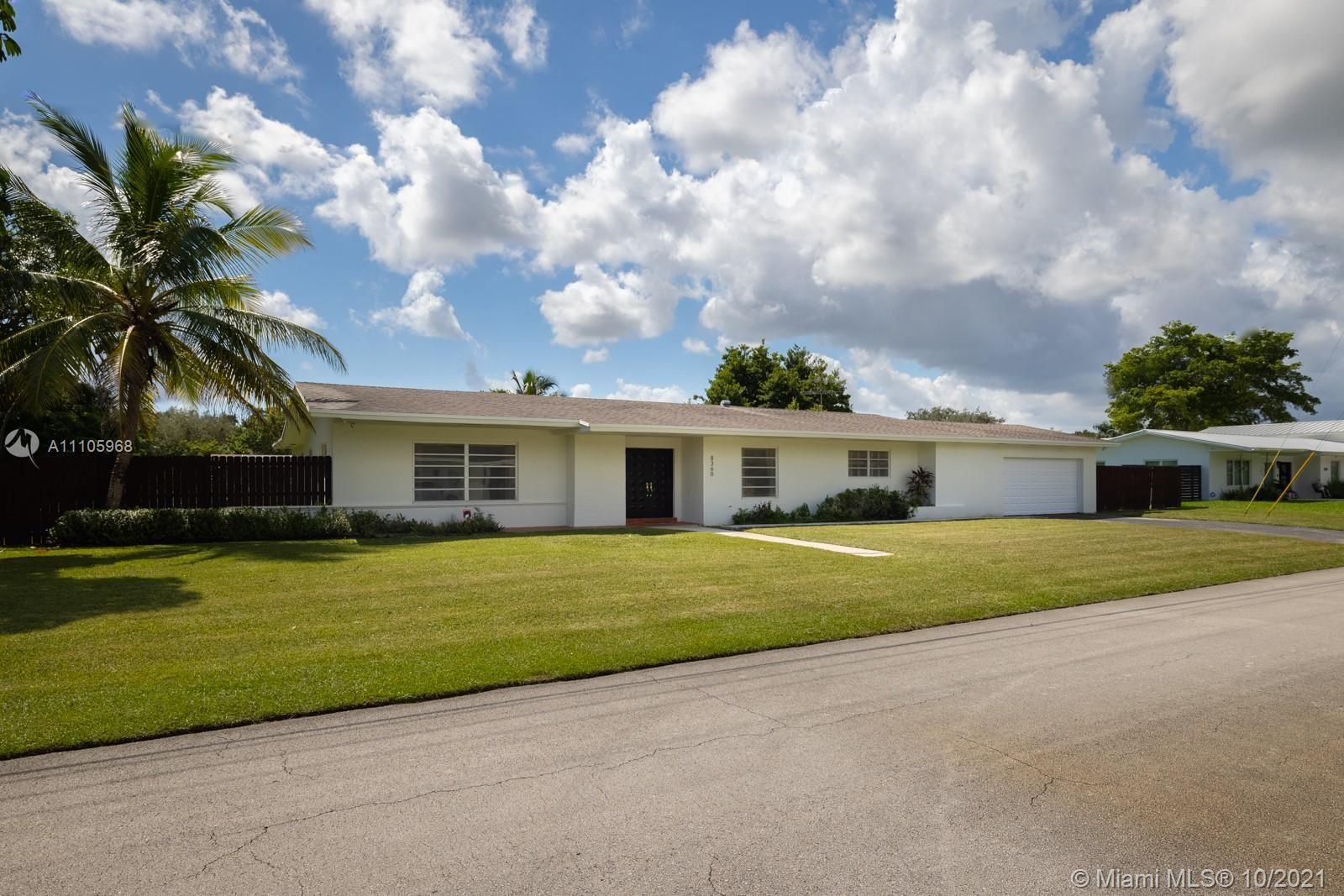 8360 SW 105th St, Miami, FL 33156 - #: A11105968