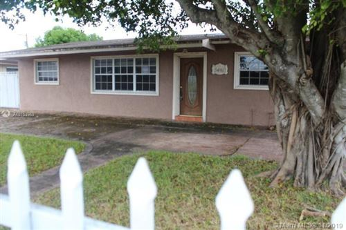 Photo of Listing MLS a10753969 in 5441 NW 178th Ter Miami Gardens FL 33055