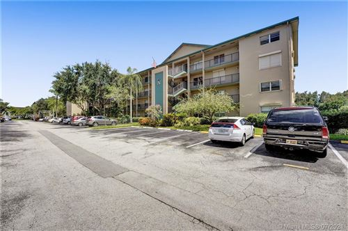 Photo of 12500 SW 6th St #212N, Pembroke Pines, FL 33027 (MLS # A11073969)
