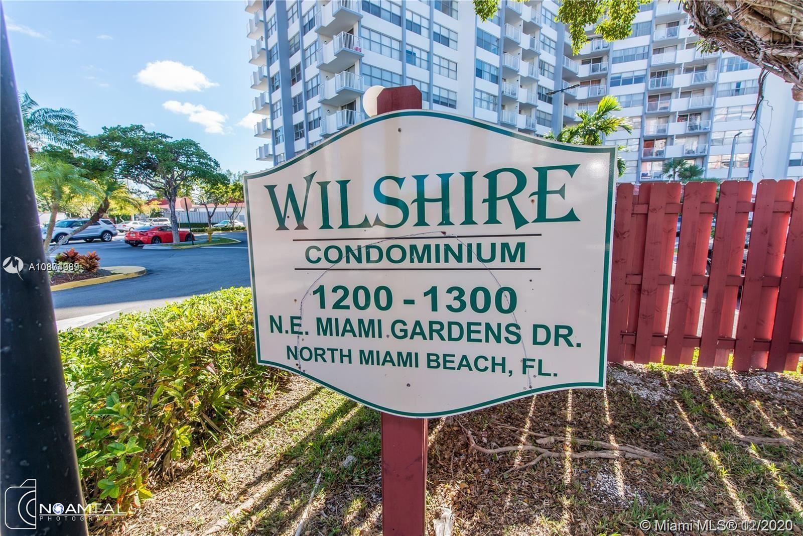 1200 NE Miami Gardens Dr #207W, Miami, FL 33179 - #: A10874969