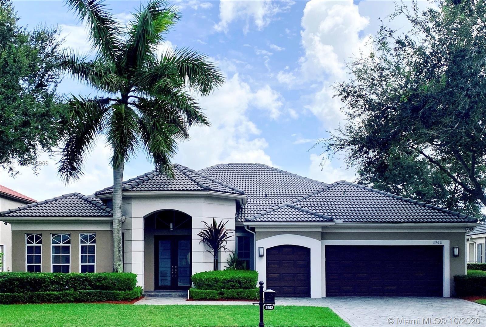 3962 W Lake Estates Dr, Davie, FL 33328 - #: A10918969