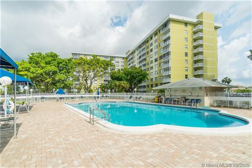 Photo of 4400 Hillcrest Dr #106A, Hollywood, FL 33021 (MLS # A10840970)