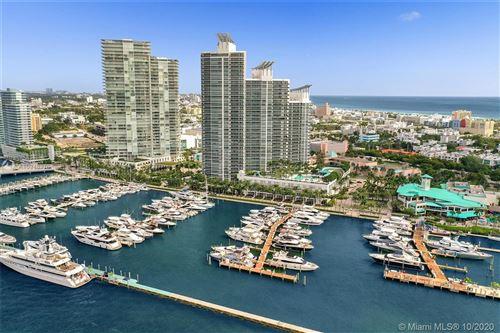 Photo of 400 Alton Rd #1411, Miami Beach, FL 33139 (MLS # A10948970)