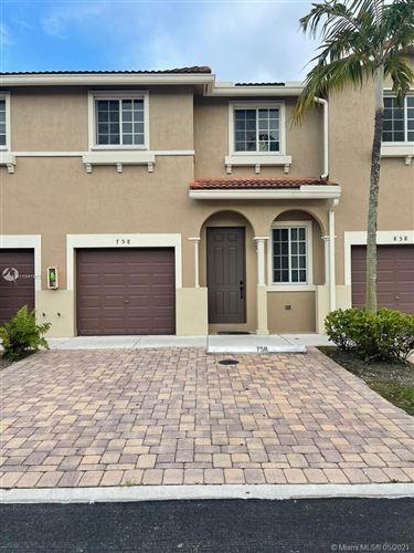 Photo of 21129 NW 14th Pl #7, Miami Gardens, FL 33169 (MLS # A11041970)