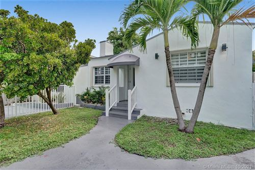 Photo of 7625 Byron Ave, Miami Beach, FL 33141 (MLS # A11087970)