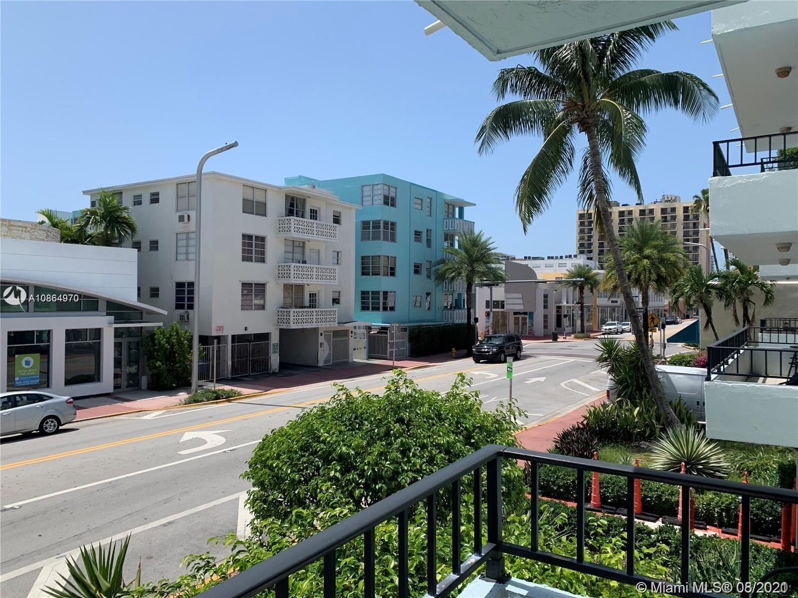 720 Collins Ave #203, Miami Beach, FL 33139 - #: A10864970