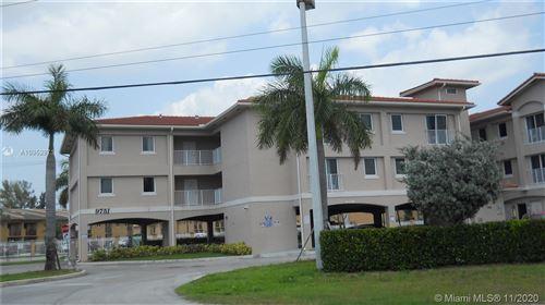 Photo of 9751 W Okeechobee Rd #319, Hialeah Gardens, FL 33016 (MLS # A10952971)