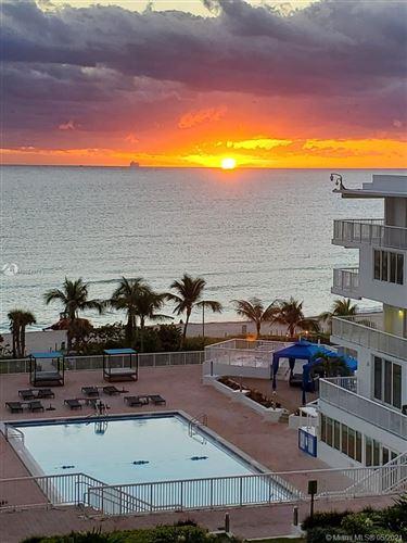 Photo of 5401 Collins Ave #526, Miami Beach, FL 33140 (MLS # A10984971)