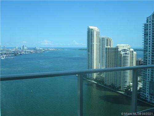 Photo of 300 S Biscayne Blvd #T-1912, Miami, FL 33131 (MLS # A11034971)
