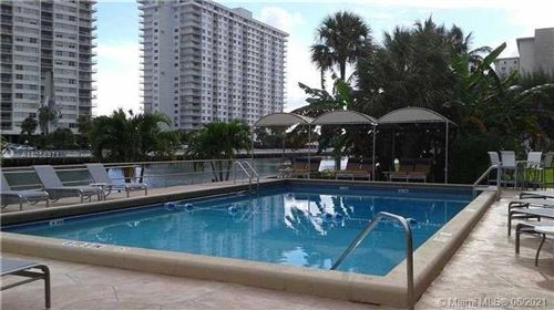 Photo of 220 Kings Point Dr #304, Sunny Isles Beach, FL 33160 (MLS # A11058971)