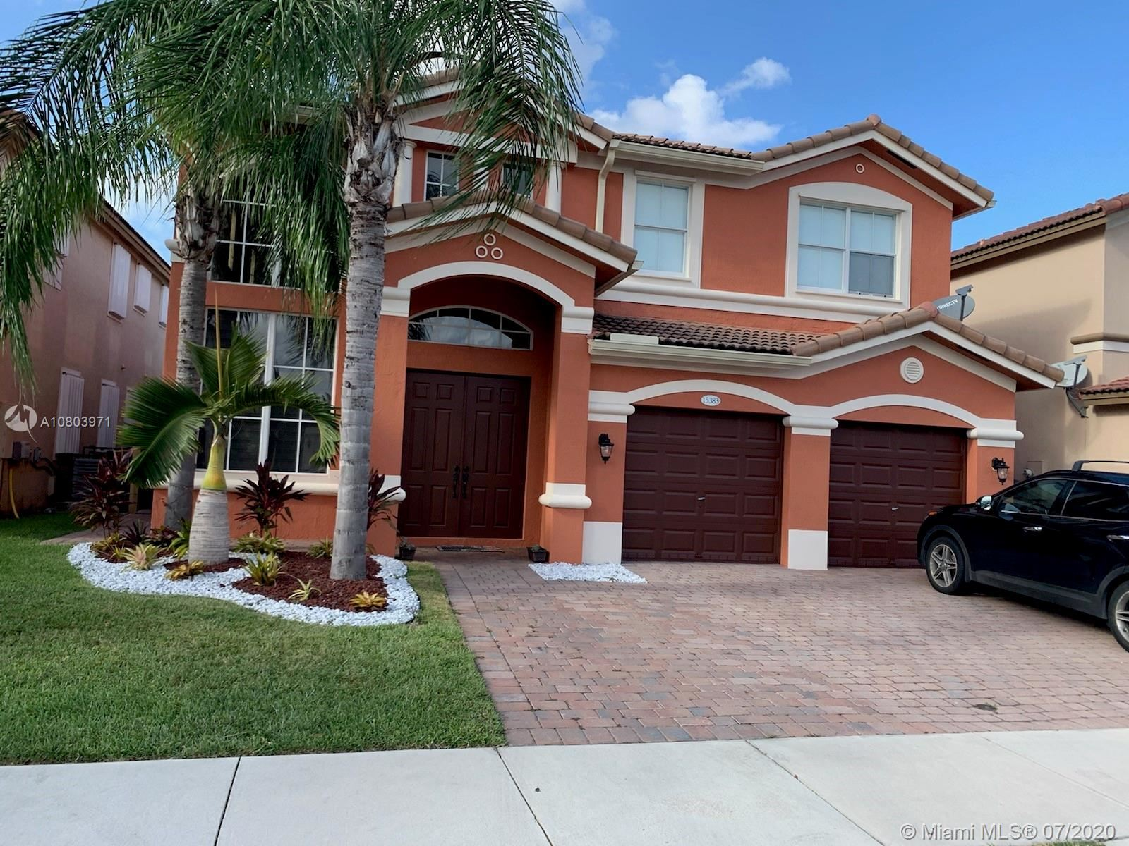 15383 SW 93rd St, Miami, FL 33196 - #: A10803971