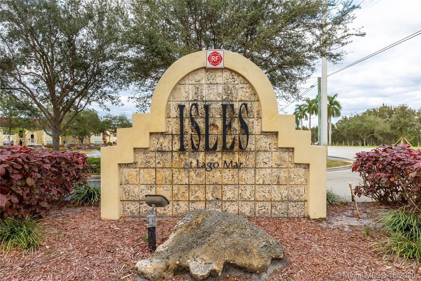 457 Vista Isles Dr #2118, Sunrise, FL 33325 - #: A10948971