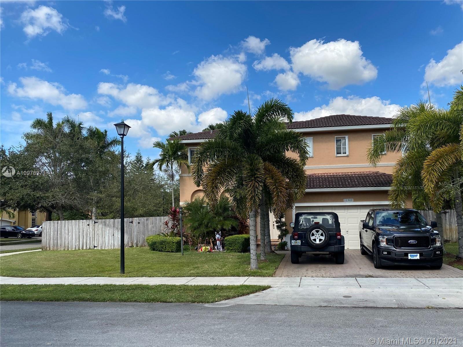 12980 SW 142nd Ter, Miami, FL 33186 - #: A10978971