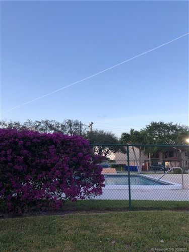 Photo of 8061 Southgate Blvd #I2, North Lauderdale, FL 33068 (MLS # A10827972)