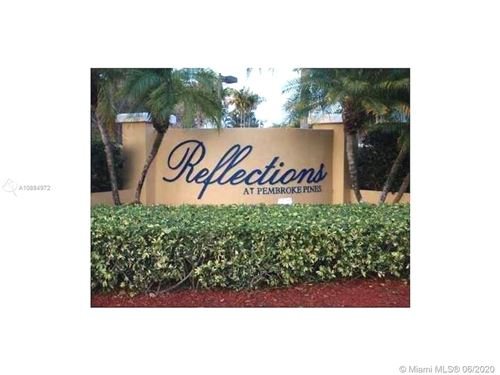 Photo of 2001 NW 96th Ter #10H, Pembroke Pines, FL 33024 (MLS # A10884972)