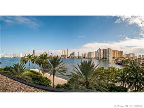 Photo of 2600 ISLAND BL #403, Aventura, FL 33160 (MLS # A10949972)