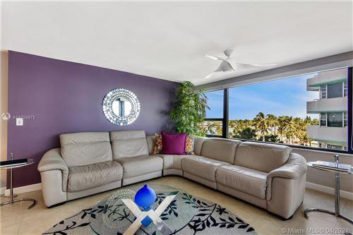 Photo of 5225 Collins Ave #618, Miami Beach, FL 33140 (MLS # A11024972)